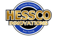 A-Hessco Roadside Assistance & Towing Innovations Logo
