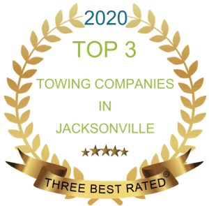 Award Top Three Towing Companies In Jacksonville