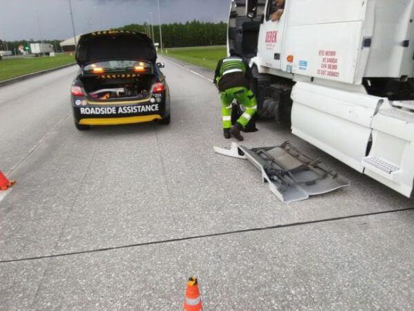 trailer roadside assistance service jacksonville
