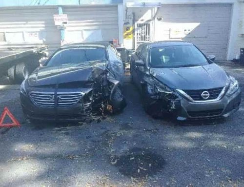 Can You Tell The Difference? 2 Identical Accident Vehicles
